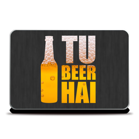 Laptop Skins, Tu Beer Hai - TVF Pitchers Laptop Skin | Sukhmeet Singh, - PosterGully