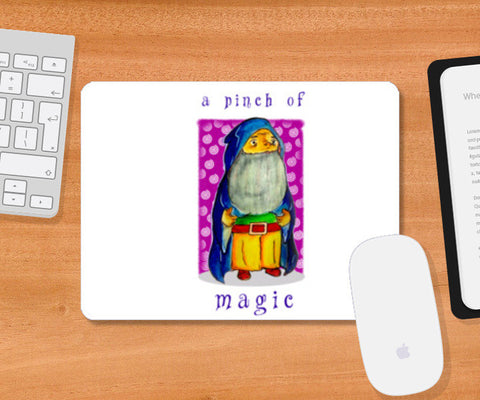 magic Mousepad | Artist : Shivraj Roy