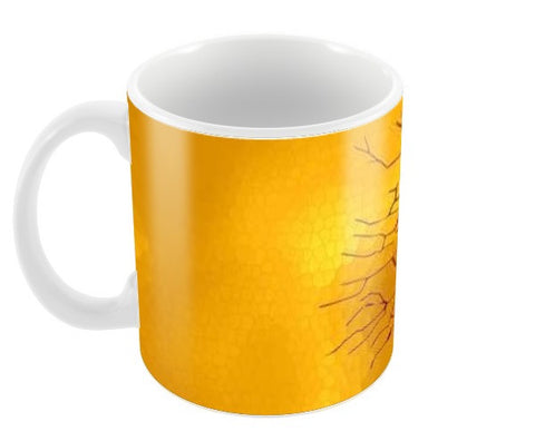 Rich Gold Coffee Mugs | Artist : Aurora