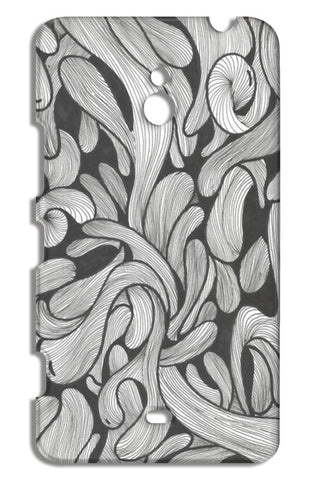 Abstract doodle Nokia Lumia 1320 Cases | Artist : Raj Patel