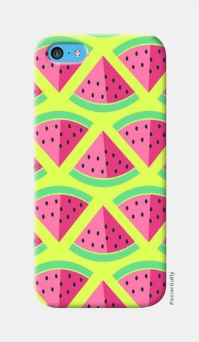 New watermelon iPhone 5c Cases | Artist : Nishit Shah