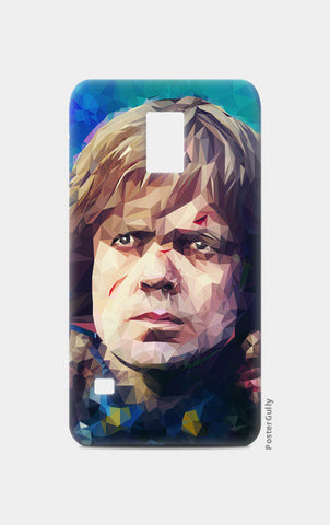 Samsung S5 Cases, Hear me roar - Tyrion Lannister Lowpoly portrait Samsung S5 case | cuboidesign, - PosterGully