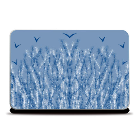 Laptop Skins, Crops and Birds Laptop Skins | Pratyasha Nithin, - PosterGully