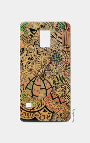 Perceiving patterns Samsung S5 Cases | Artist : Purvisha Sharma