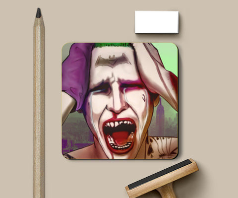 Joker | Branded | Jared Lato Coasters | Artist : Samar Khan