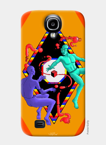 Samsung S4 Cases, Float Samsung S4 Case | Artist: Sidharth Ojha, - PosterGully