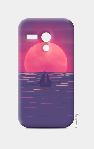 Into the Sea Moto G Cases | Artist : Akshita Shah
