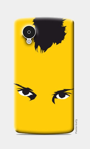 Nexus 5 Cases, taxi driver yellow Nexus 5 Cases | Artist : Aniket Trivedi, - PosterGully