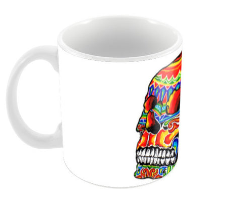 colorful life (after death) Coffee Mugs | Artist : amit kumar