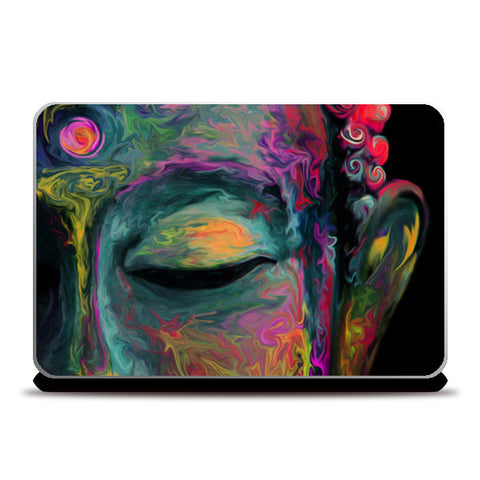 Inner Flame ---The mind is everything. What you think you become. -- Buddha Laptop Skins | Artist : I Art You | Special Deal - Size 13.3""