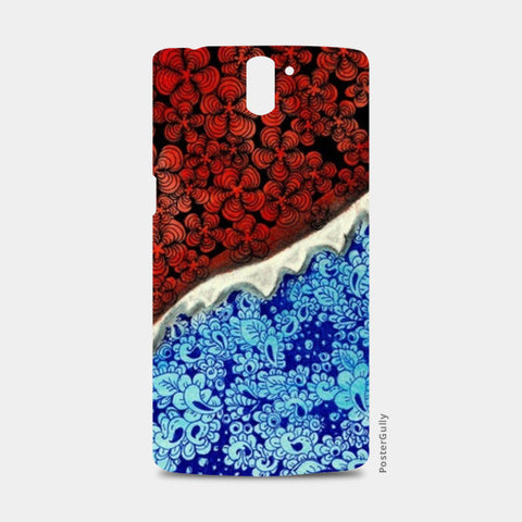 Fire and Ice!!  One Plus One Cases | Artist : Chaitanya Deepti