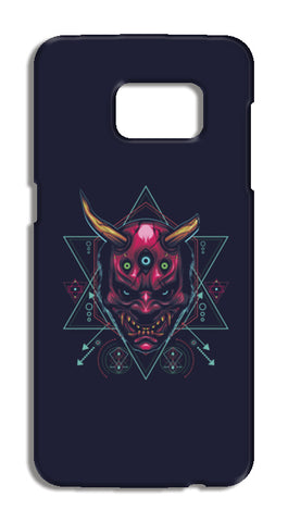 The Mask Samsung Galaxy S7 Cases | Artist : Inderpreet Singh