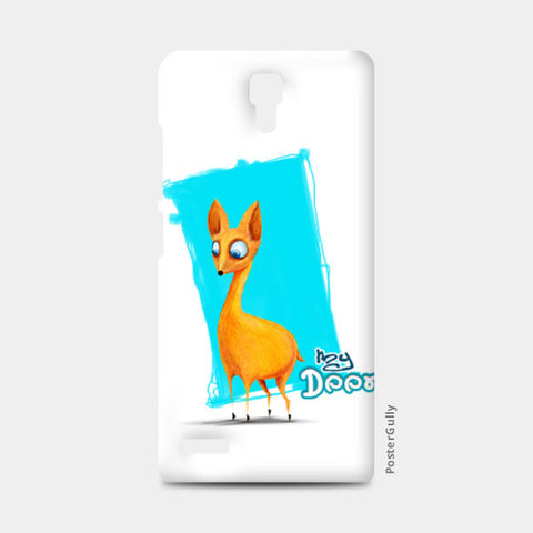 Redmi Note Cases, MyDeer Redmi Note Cases | Artist : Midhun Mohan, - PosterGully