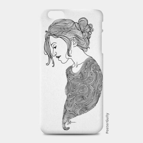 Waves and Emotions iPhone 6 Plus/6S Plus Cases | Artist : Adyot Rajadhyaksha