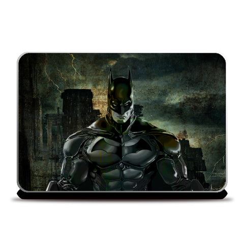 Laptop Skins, Batman - Arkham Origins Laptop Skins | Artist : Melwin Jose, - PosterGully