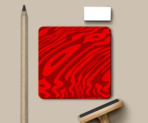 Coasters, Red Fall Coasters | Artist : Hemant Kumar Gandhi, - PosterGully