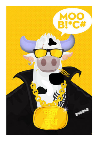 Moo B!*C# Art PosterGully Specials