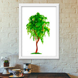 Tree of Life Premium Italian Wooden Frames | Artist : soumik parida