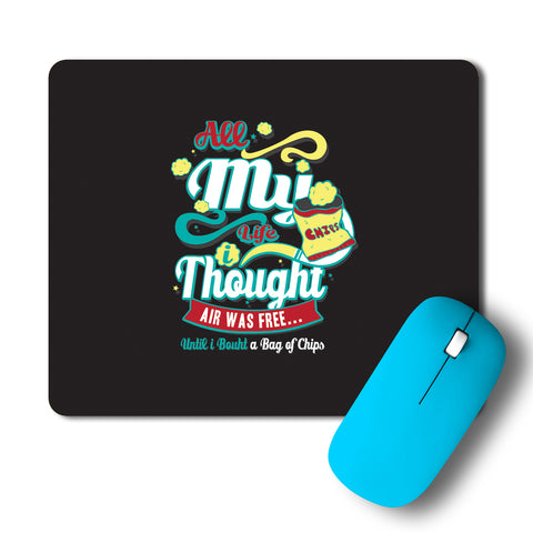 Chips Mousepad