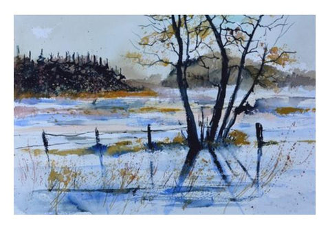 PosterGully Specials, watercolor 411172 Wall Art | Artist : pol ledent, - PosterGully
