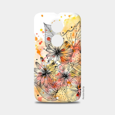 Fruit Punch Moto X2 Cases | Artist : Swathi Kirthyvasan