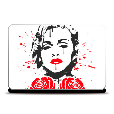 Rebel Heart Laptop Skins | Artist : Durro Art