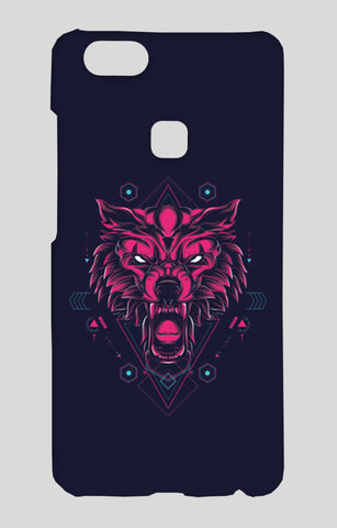 The Wolf Vivo V7 Plus Cases | Artist : Inderpreet Singh