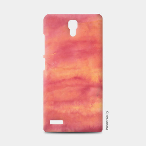 Orange Gradient Redmi Note Cases | Artist : Ankita Sharma