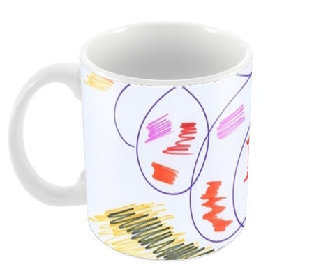 Common Thread Coffee Mugs | Artist : Artworks By Dheeraj Abrol