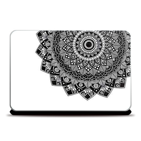 Detailed doodle Laptop Skins | Artist : Zeenat Kaisher