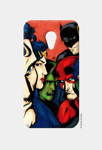 Moto G2 Cases, JLA fan art Moto G2 Cases | Artist : Monisha Miriam, - PosterGully