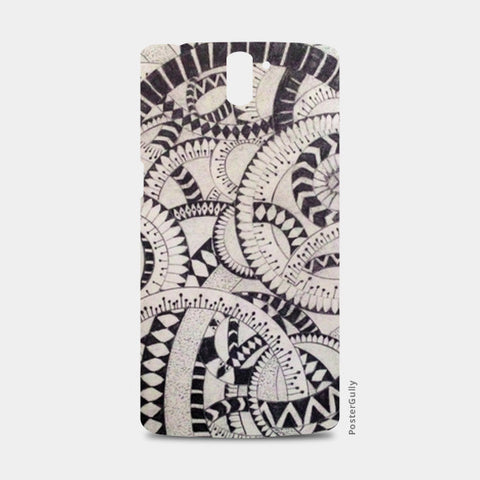 One Plus One Cases, Abstract Patterns One Plus One Cases | Artist : Shireen Gadru, - PosterGully