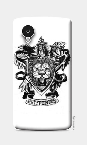 Nexus 5 Cases, Harry Potter,Gryffindor Nexus 5 Cases | Artist : madhura chalke, - PosterGully