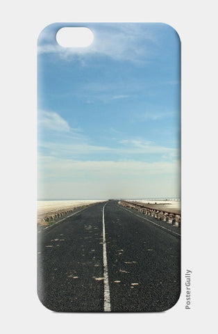 White salt lake Mobile case iPhone 6/6S Cases | Artist : The Storygrapher