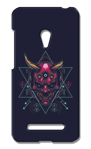 The Mask Asus Zenfone 5 Cases | Artist : Inderpreet Singh