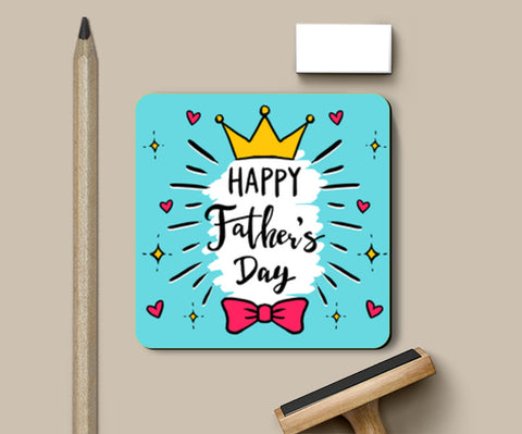 Crown Art Father's Day | #Father's Day Special  Coasters | Artist : Creative DJ