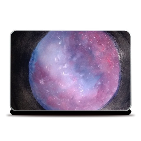 The way to the universe @srijana's Laptop Skins | Artist : srijana giri