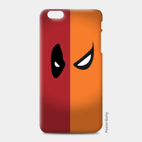 iPhone 6/6S Plus Cases, Dead-Stroke iPhone 6 Plus/6S Plus Cases | Artist : Angad Singh, - PosterGully