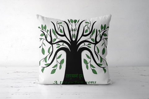 A tree ten sons Cushion Covers | Pratyasha Nithin