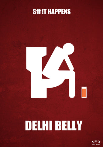 PosterGully Specials, Delhi Belly, - PosterGully