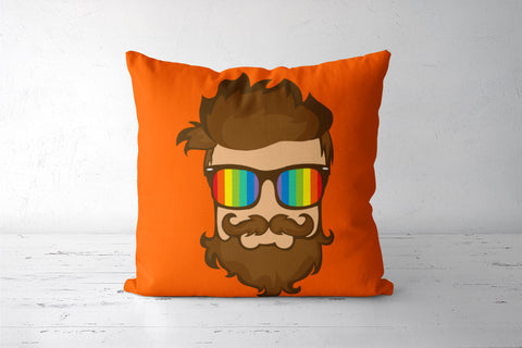 HIPSTER Cushion Covers | Artist : Dhruv Narelia