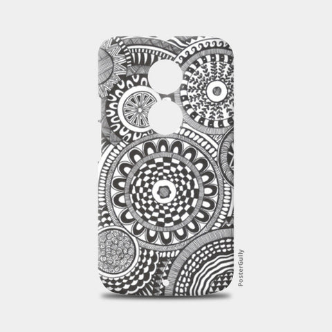 Prints in Circles Moto X2 Cases | Artist : Aniket Mitra