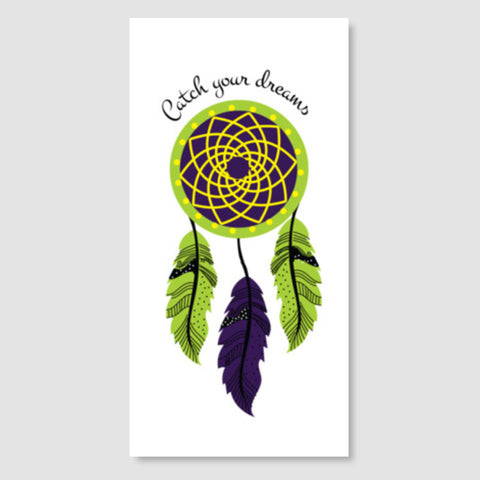 Dream Catcher  Door Poster | Artist : Stuti Bajaj