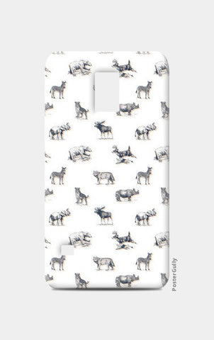 Safari Animal Samsung S5 Cases | Artist : Dinesh kumar