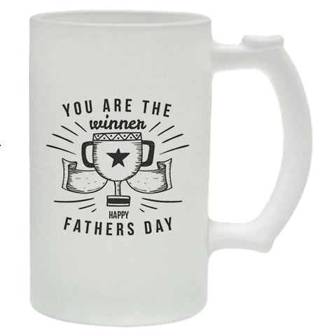 You Are The Winner Father's Day | Father's Day Special  Beer Mug