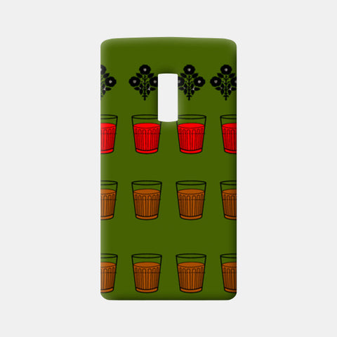 One Plus Two Cases, Chai Chai One Plus Two Cases | Artist : Jignesh Waghela, - PosterGully