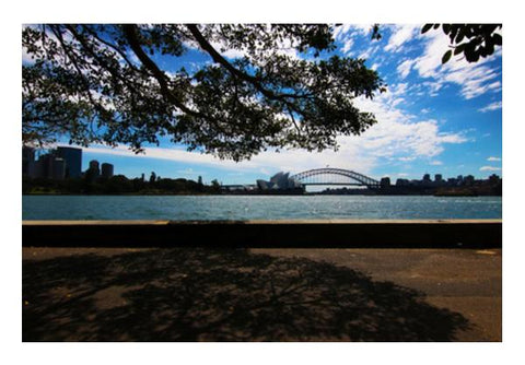 Sydney Opera House Wall Art PosterGully Specials