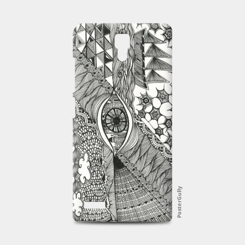 Redmi Note Cases, Look beyond what you see Redmi Note Cases | Artist : Amulya Jayapal, - PosterGully