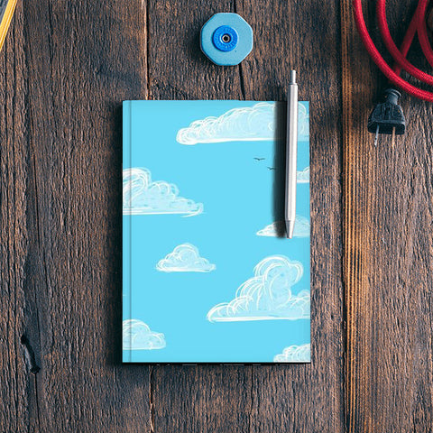 Sky is the limit  Notebook | Artist : Maitreyeeee