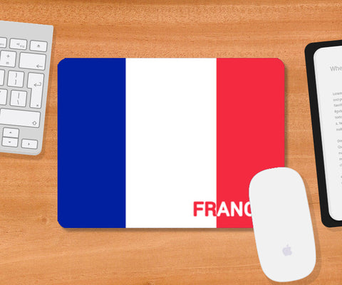 France | #Footballfan Mousepad | Artist : Creative DJ